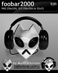 MB Foobar 2000 icon PNG ICO 3D