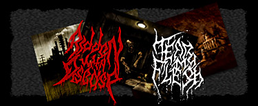 Gothic, Metalcore, Death Black Metal Fonts and Custom Band Logo Designs by ModBlackmoon