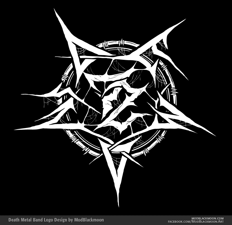 death metal logo - photo #12