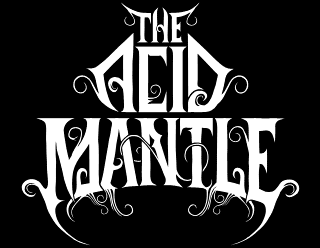 Acid Mantle - Artistic, Gothic, Flourish Fashion Logo Design