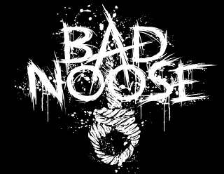 Bad Noose - Metalcore Deathcore Band Logo Design