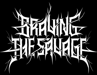Braving The Savage - Legible Clean Metal Band Logo Design