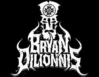 Bryan Dilionnis - Custom  Name Metalhead Logo Design