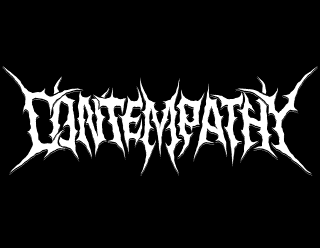Contempathy - Death Metal band logo design