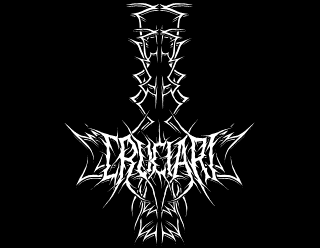 Cruciari - Raw Black Metal band logo