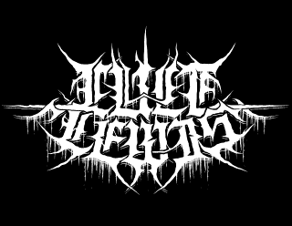 Cult Lewis - Black Metal Band Logo Design in Biker Style