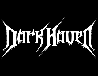 Dark Haven - Legible Heavy Thrash Metal Band Logo Design