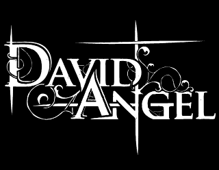 David Angel - Dark Gothic Artist's Logo Design by ModBlackmoon