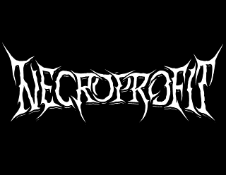 Necroprofit - Legible Death Metal Logo Design by ModBlackmoon