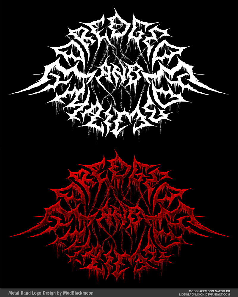 death metal logo - photo #10