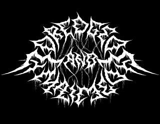 Dredged and Maimed - Death Metal Band Logo Design