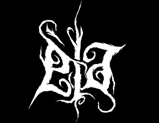 Ela - Raw Black Metal Band Logo Design