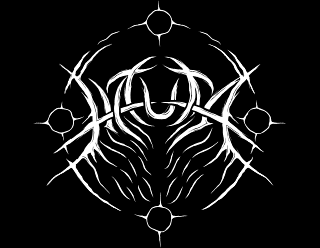 Hauta - Black Metal Band Logo Design