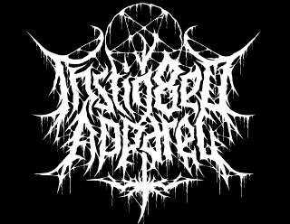 Instig8ed Apparel - Altered Black Metal Logo Design Version