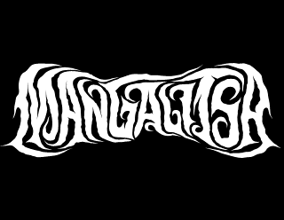 Mangalitsa - Doom Metal Band Logo Design with Progressive Rock Influence