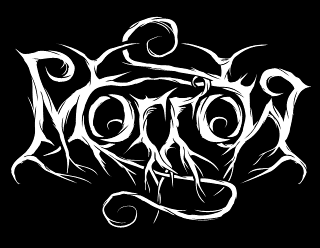 Morrow - Earthy, Organic, professional Black Metal band logo design