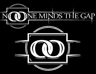 No One Minds the Gap - Futuristic Clean Spiked Metal Logo Design