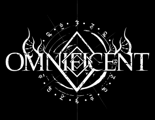 Omnificent - Artistic, Futuristic Metal Band Logo Design