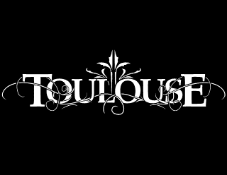 Toulouse - Traditional Metal Band Logo Design with Ornaments