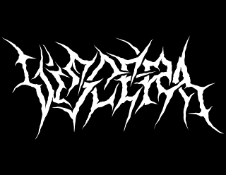 Viscera - Brutal Metal Bandlogo Design Art