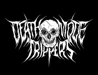 Death Mode Trippers Death Metal Band Logo Design