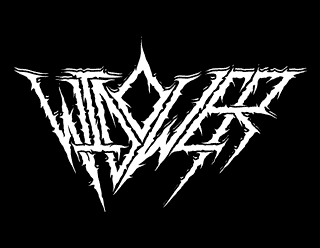 Widower Thrash Metal Band Logo Design